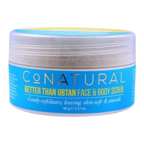 CoNatural Better Than Ubtan Face & Body Scrub, 90g