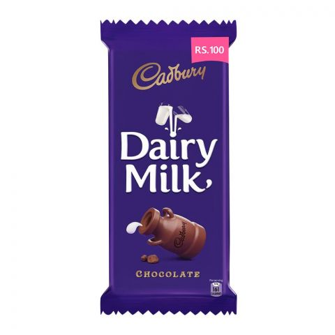 Cadbury Dairy Milk Chocolate Bar, Local, 61g