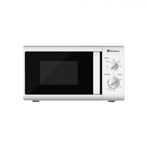 Dawlance Microwave Oven, Heating Series, 20 Liters, White, DW-210S