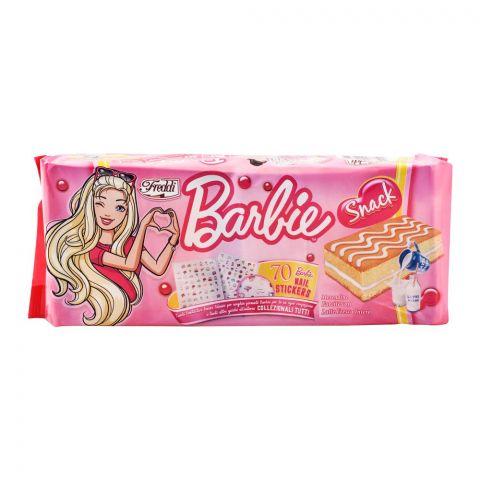 Freddi Barbie Fresh Milk Mini Cake, 10-Pack, 250g