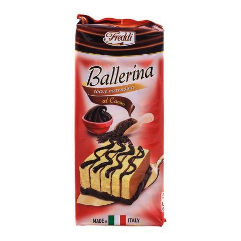 Freddi Ballerina Cacao Mini Cake, 8-Pack, 240g