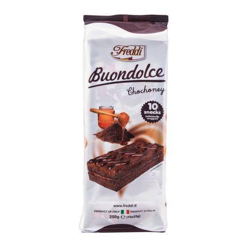 Freddi Buondolce Choco-Honey Mini Cake, 10-Pack, 250g