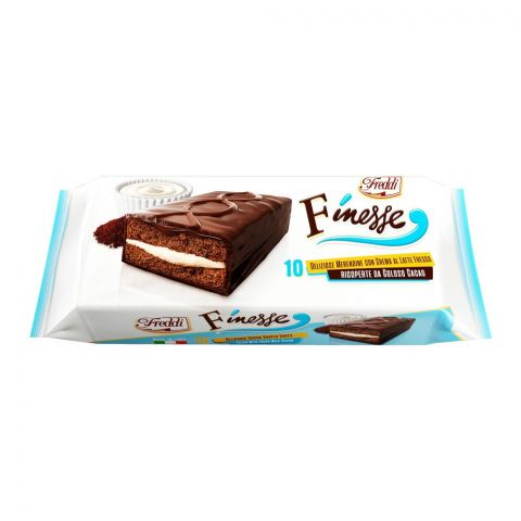 Freddi Finesse Fresh Milk Mini Cake, 10-Pack, 390g