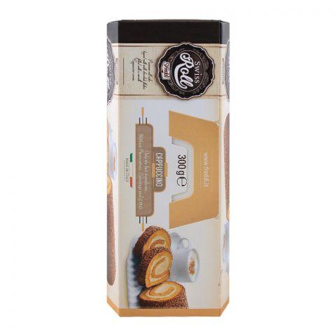 Freddi Swiss Roll Cappuccino, 300g