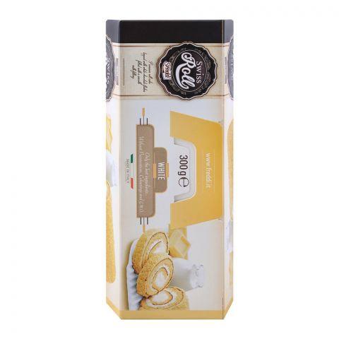 Freddi Swiss Roll White, 300g
