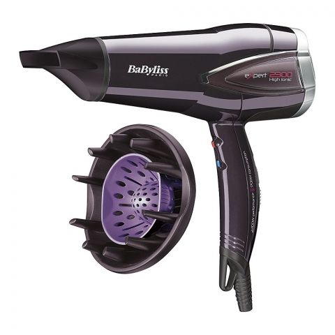 Babyliss Expert DC Hair Dryer, 2300W, D362SDE