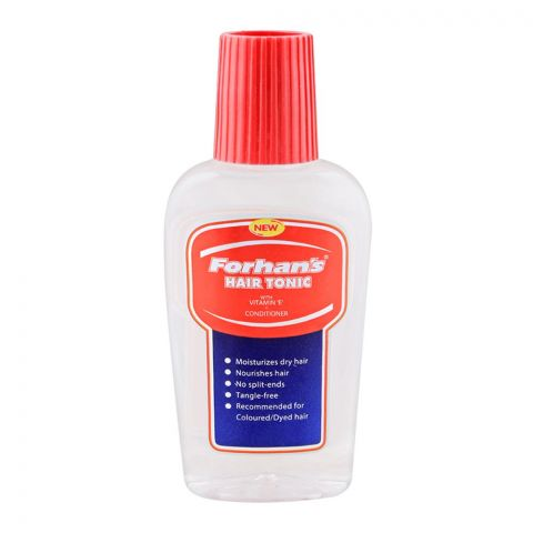 Forhan's Hair Tonic, With Vitamin E + Conditioner, 100ml