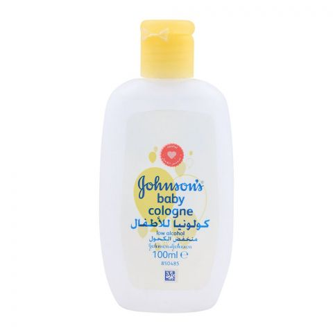 Johnson's Baby Colonge Low Alcohol, 100ml