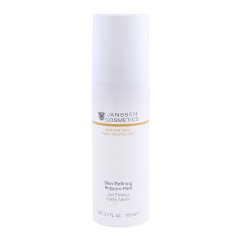 Janssen Cosmetics Skin Refining Enzyme Peel Gel, 150ml