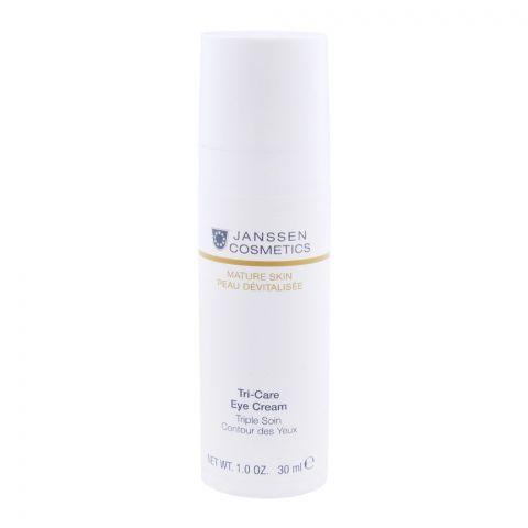 Janssen Cosmetics Tri-Care Eye Cream, 30ml