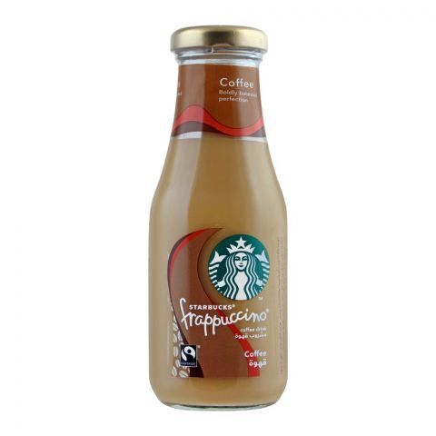 Starbucks Frappuccino Coffee Drink, Bottle, 250ml