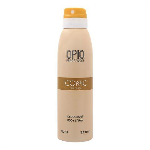 Opio Iconic Pour Femme Deodorant Body Spray, For Women, 200ml
