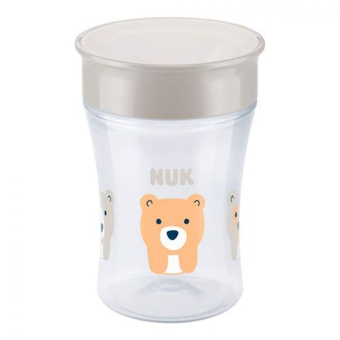 Nuk Magic Cup, Grey, 8m+, 230ml, 10255395