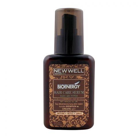 Bioenergy Anti-Hairloss Hair SPA Hair Care Serum, 100ml