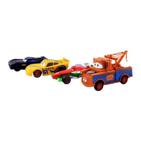 Live Long Cars 2 Fours Cars Set, 080