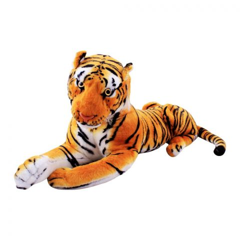 Live Long Tiger Stuffed Toy, 1003-N