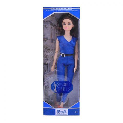 Live Long Charm Doll Blue Box Multi Dresses, 2271-10