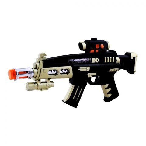Live Long Assault Toy Gun, 2408-1