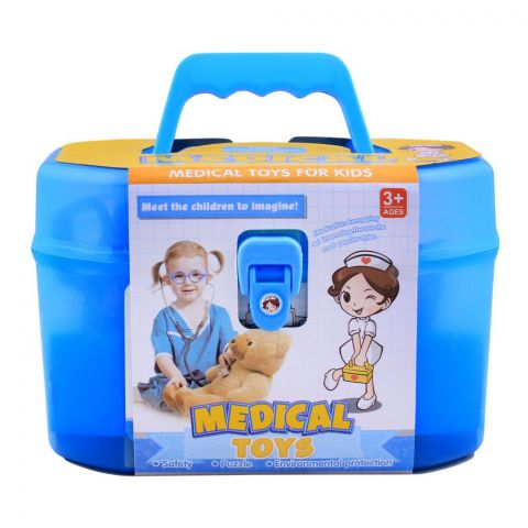 Live Long Doctor Briefcase Toy, 66001A-5