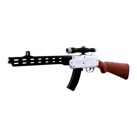 Live Long Submachine Gun Toy, 9277