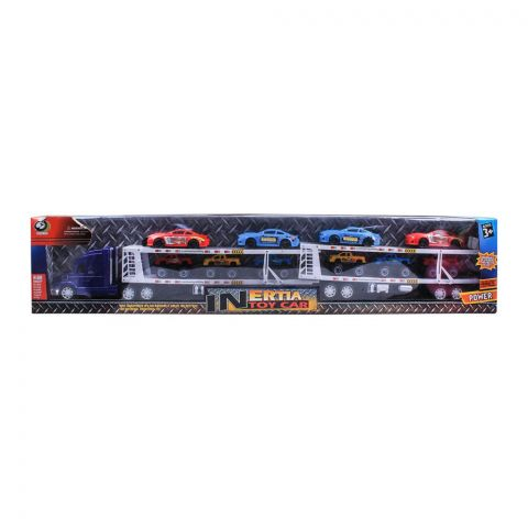 Live Long Long Truck With Cars, WJ950-631A