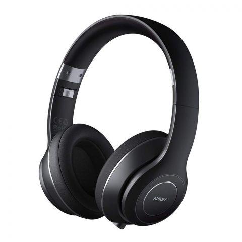 Aukey Wireless Headphones, Black, EP-B52