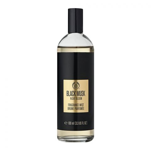 The Body Shop Black Musk Night Bloom Fragrance Mist, 100ml