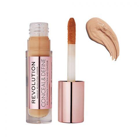 Makeup Revolution Conceal & Define Full Coverage Concealer, C12