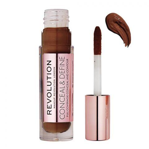 Makeup Revolution Conceal & Define Full Coverage Concealer, C17