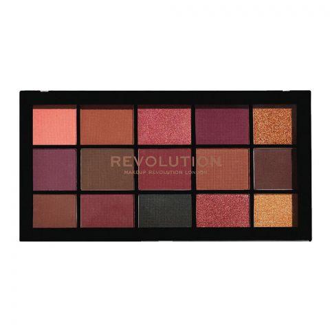 Makeup Revolution Reloaded Eyeshadow Palette, Reloaded Newtrals 3