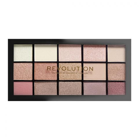 Makeup Revolution Reloaded Eyeshadow Palette, Iconic 3.0