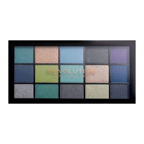 Makeup Revolution Reloaded Eyeshadow Palette, Deep Dive