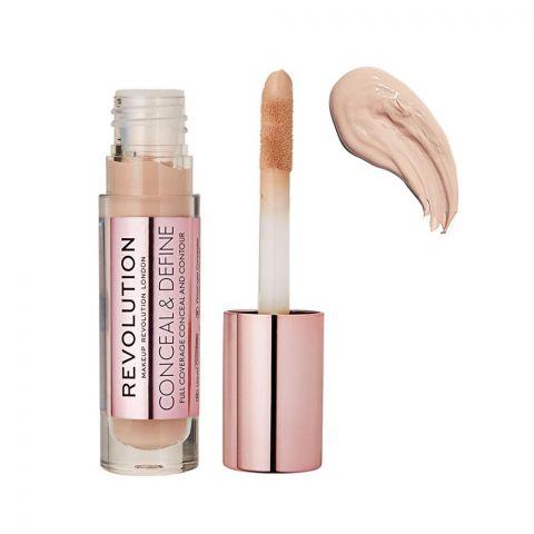Makeup Revolution Conceal & Define Full Coverage Concealer, C5