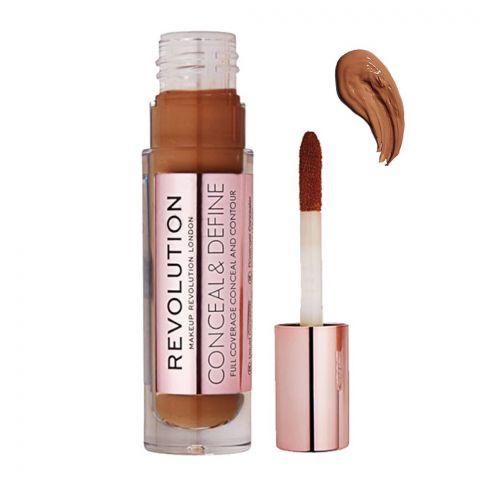 Makeup Revolution Conceal & Define Full Coverage Concealer, C15