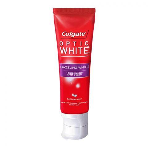 Colgate Optic White Dazzling White Dazzling Mint Toothpaste 100g