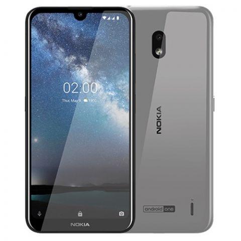 Nokia 2.2 Dual SIM 3GB/32GB Smartphone, Steel, TA-1188