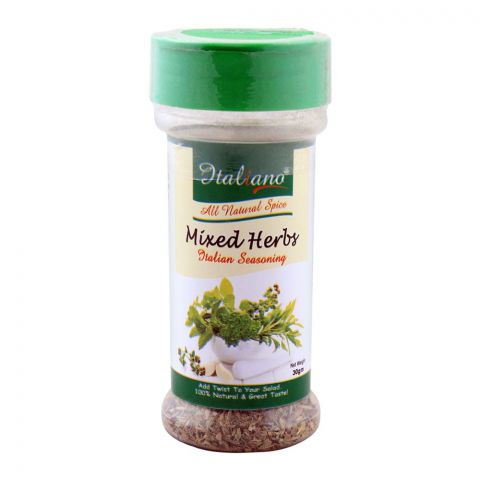 Italiano Mixed Herbs Italian Seasoning, 30g