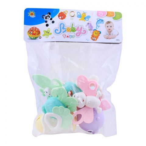 Live Long Teether 8 Pieces Set, 2840