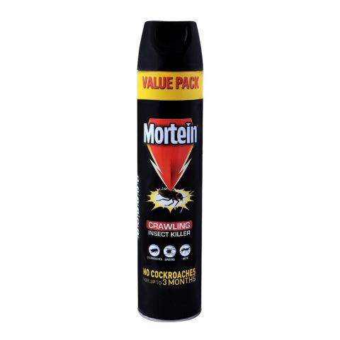 Mortein Crawling Insect Killer Spray, Value Pack, 550ml
