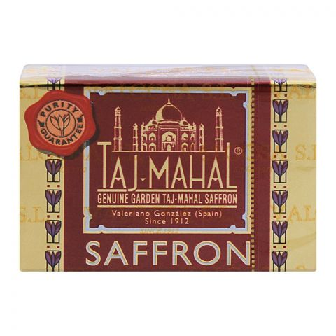 Taj Mahal Saffron 1g