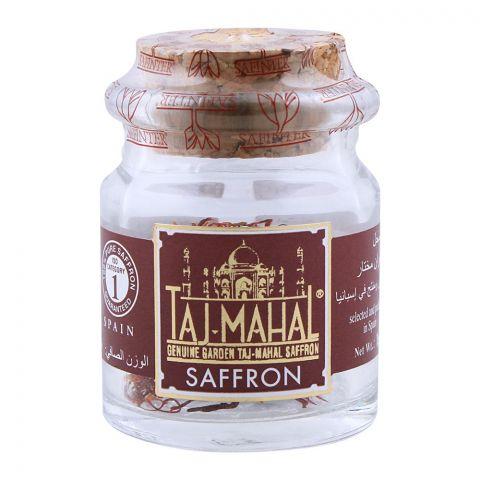 Taj Mahal Saffron 1g, Jar