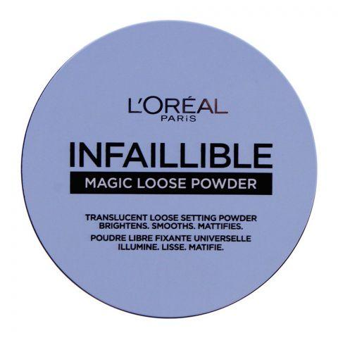 L'Oreal Paris Infallible Magic Loose Setting Powder
