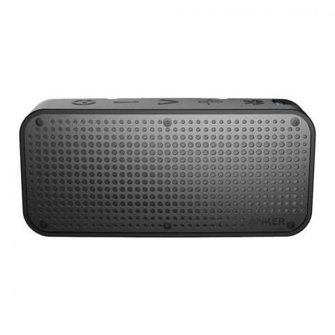 Anker SoundCore Sports XL Bluetooth Speaker, Black, A3181H11