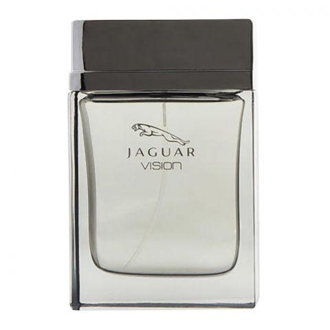 Jaguar Vision Eau De Toilette, Fragrance For Men, 100ml
