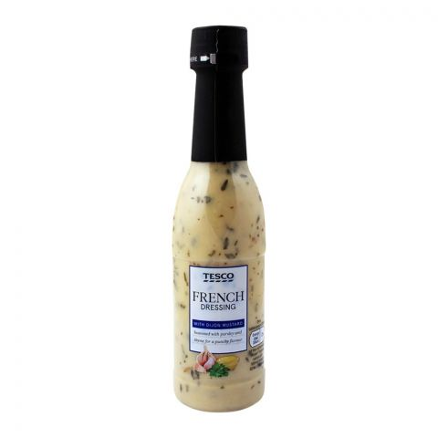 Tesco French Dressing, With Dijon Mustard, 250ml