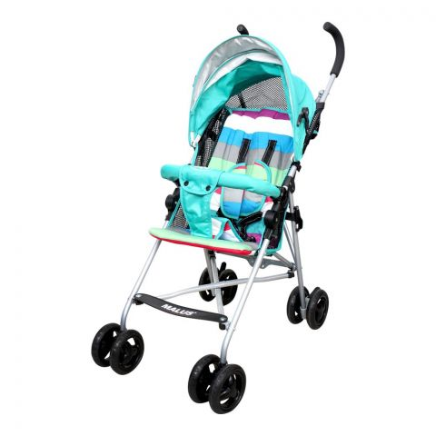 Malus Baby Buggy, Green, 108-T
