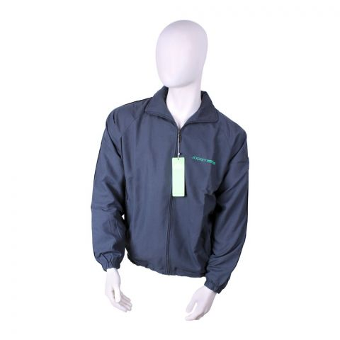Jockey Sports Micro Fiber Jacket, Grey, MH9AJ001