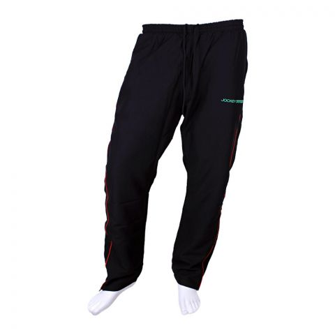 Jockey Sports Micro Fiber Trouser, Black, MI9AJ002
