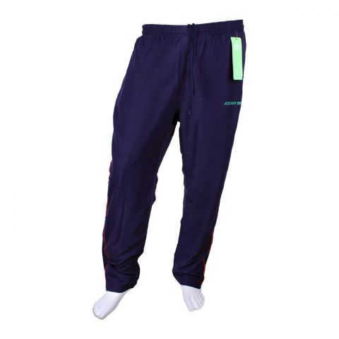 Jockey Sports Micro Fiber Trouser, Navy, MI9AJ002