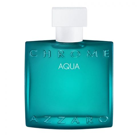 Azzaro Chrome Aqua Eau De Toilette, 100ml